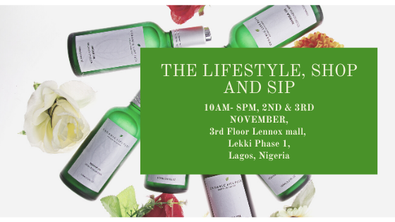 Organic Life Plus Presents; The Lifestyle, Shop and Sip