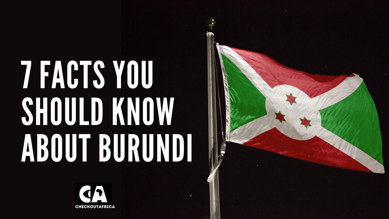 7 Things You Should Know About Burundi