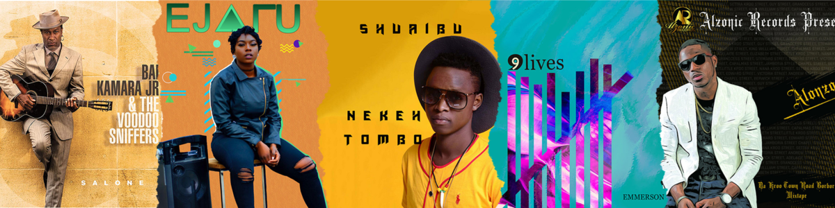 10 Sierra Leonean Albums You Should Be Listening to!