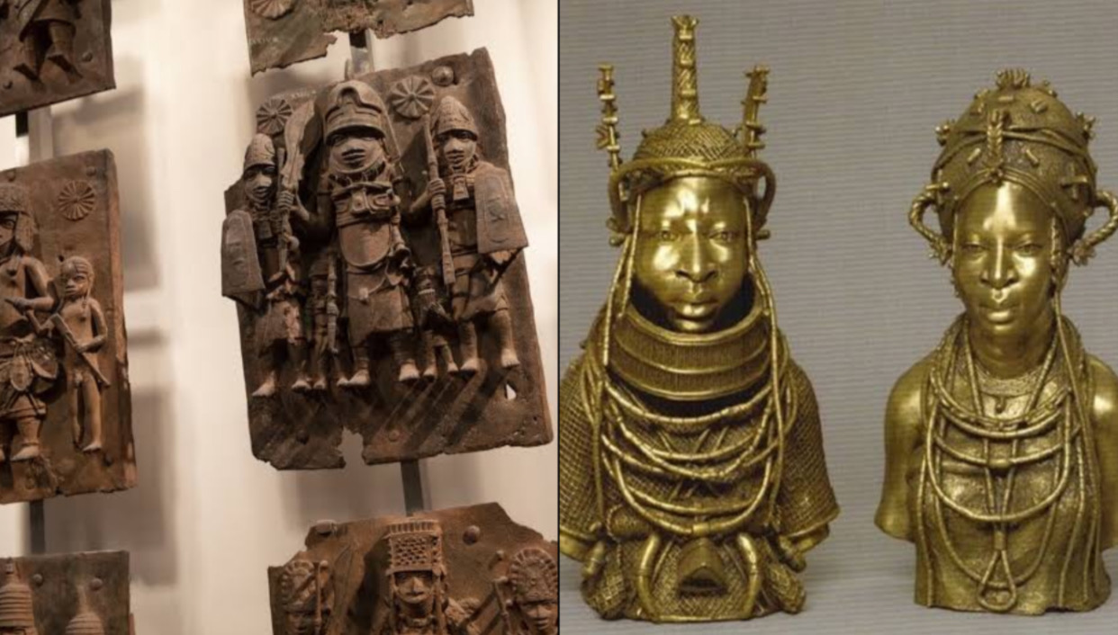 France return African treasures looted during the colonial period