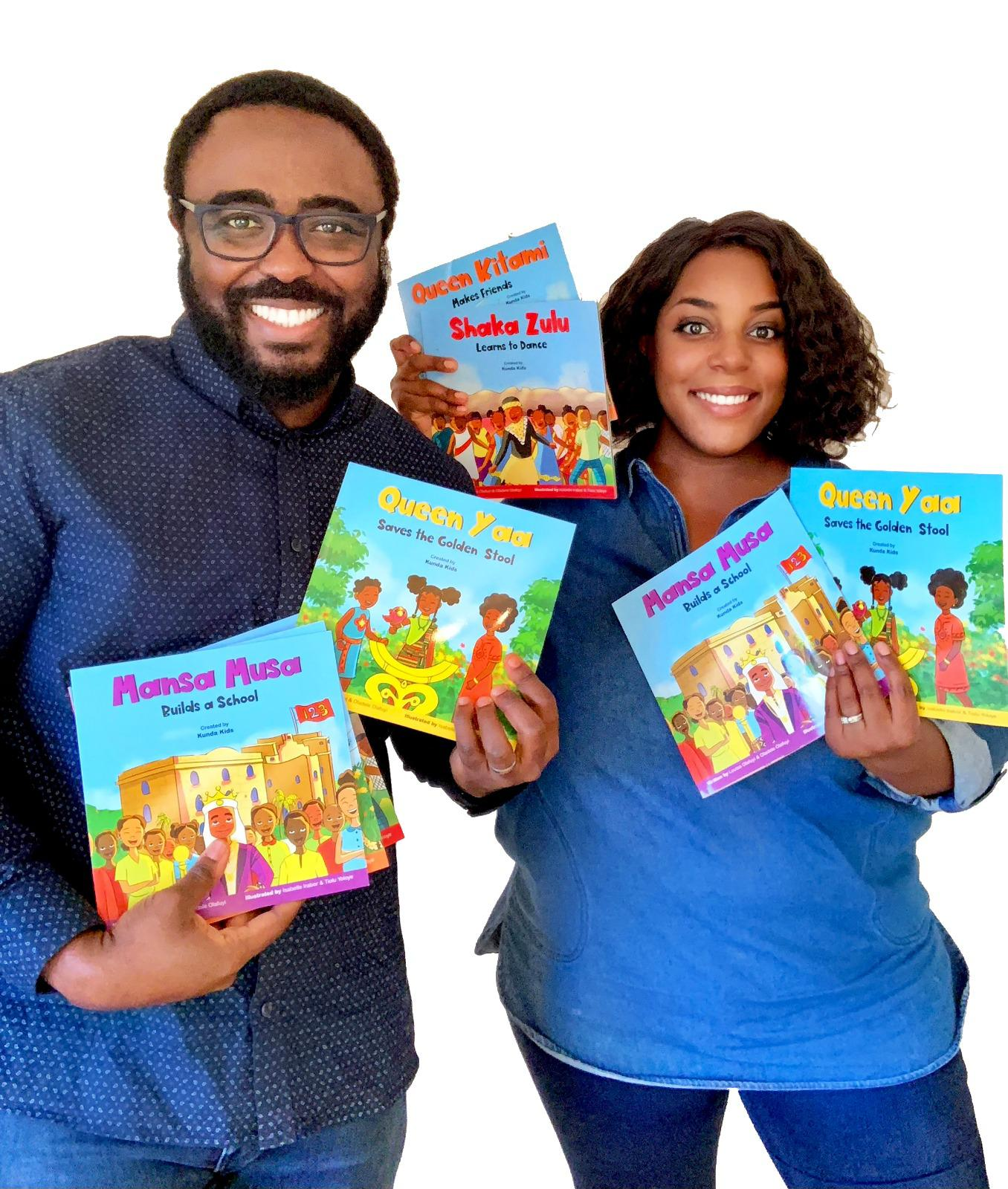 Kunda Kids, focused on educating children about African history and culture